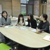 学生の交流スペース