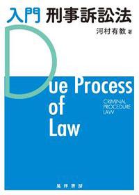 入門刑事訴訟法